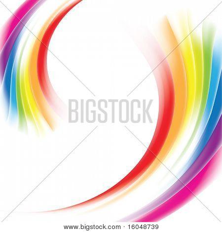 Malha de gradiente de cor de fundo com lugar para texto para arte de negócios