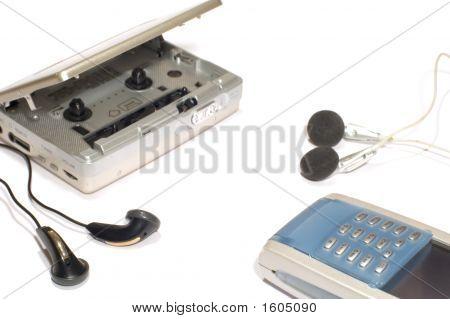 Phone Music Player