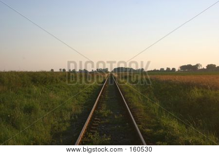 Railway To The Horizont