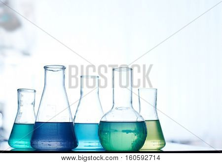 Set of liquids