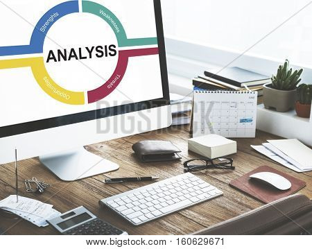 Strategy Planning Organization Marketing Concept