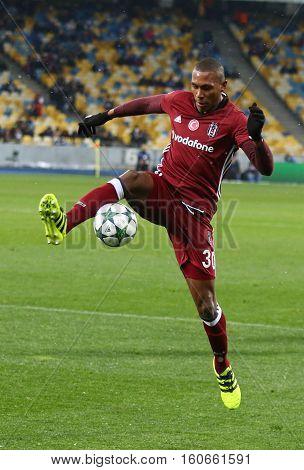 Uefa Champions League Game Fc Dynamo Kyiv V Besiktas