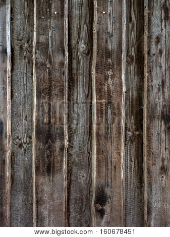 wooden wall as background
