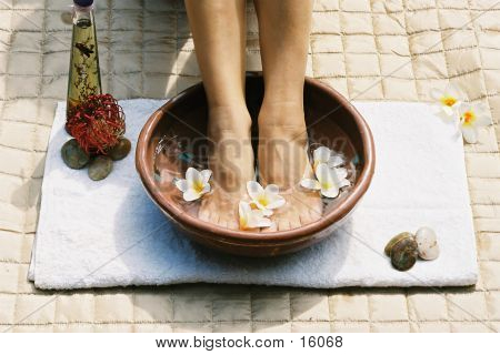 Aromaterapia Footsoak