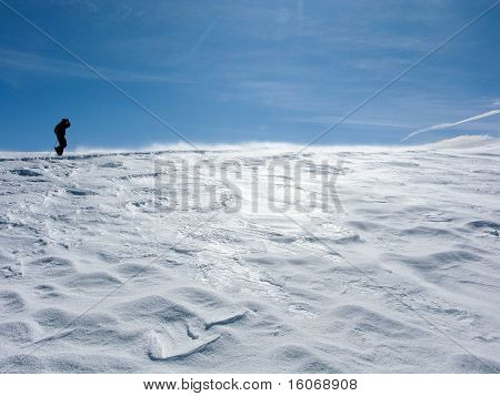 Snow Mountain Pyrenees