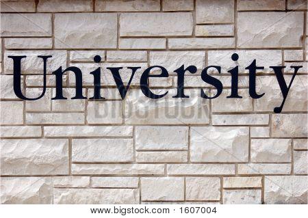 University Word