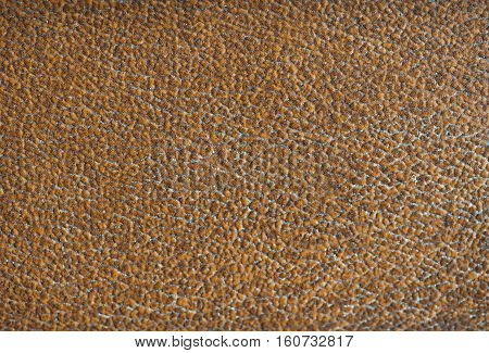 Brown Leatherette Texture Background