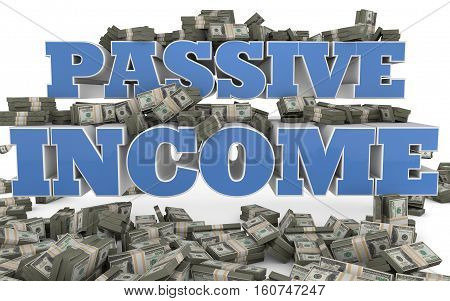 Passive Income - Internet and Digital Marketing