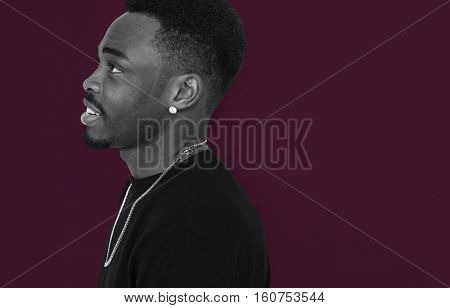 African Male Side Shoot Concept