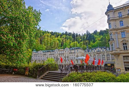 Luxury Grand Hotel Pupp In Promenade Of Karlovy Vary