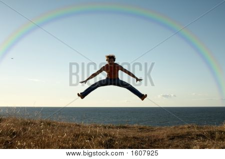 Learning To Fly Under Rainbow