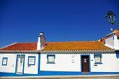 image of olden days  - Santa susana village at alentejo region Portugal - JPG