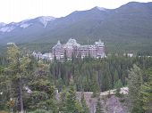 Photo of Banff Springs Hotel against
