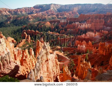 Sunset Point At Bryce