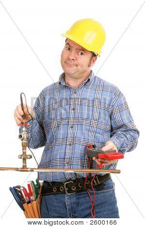 Unskilled At Plumbing