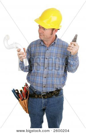 Electrician Not Plumber