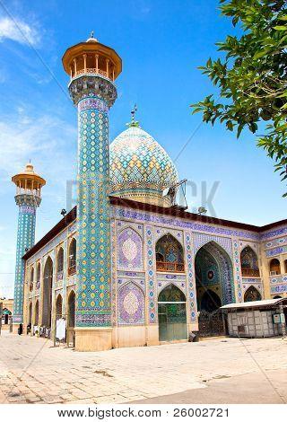 Seyed Alaedin Hossein Shrine, Astane, Shiraz, Iran