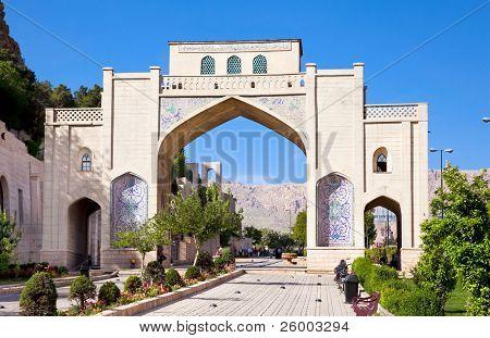 Darvazeh Quran Gate  in Shiraz, Iran