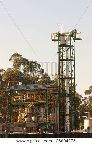Small Used Fuel Refinery