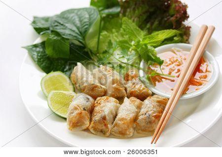 Cha Gio,  Nem Ran , Vietnamese Crispy Spring Roll