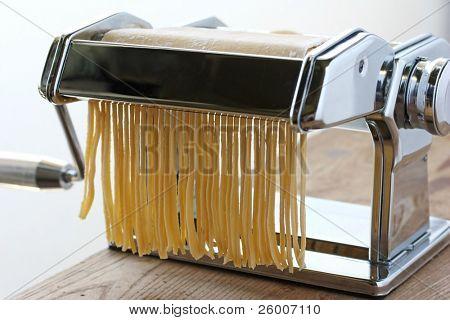 Nudelmaschine, hausgemachte Pasta