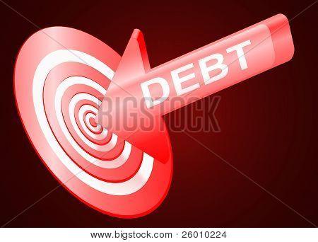 Target The Debt.