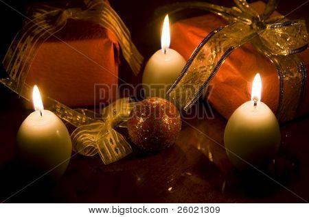 Decoración y regalos de Navidad