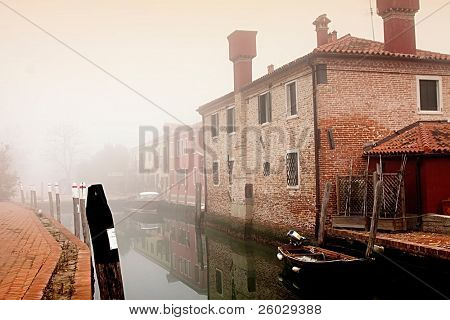 House in Torcello island, Italy