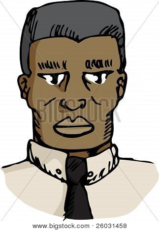 Businessman Headshot