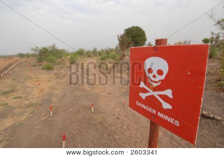 Minefield Sudan