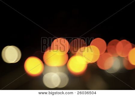 Defocused Light