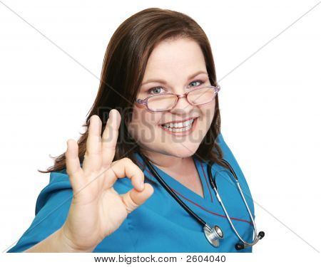 Enthusiastic Nurse - Aokay