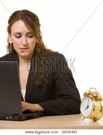 Working On A Deadline