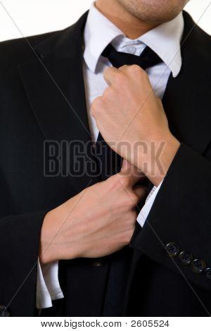Fixing Tie