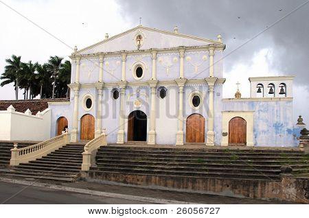 church nicaragua
