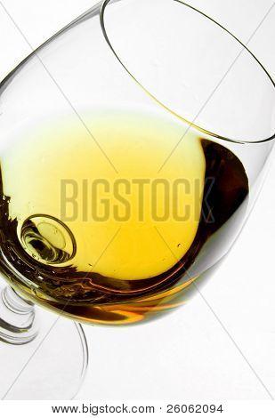 brandy close up
