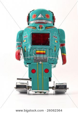 cool robot toy