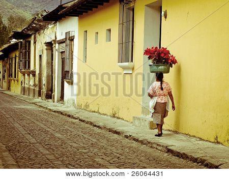 godo ruas Antigua Guatemala
