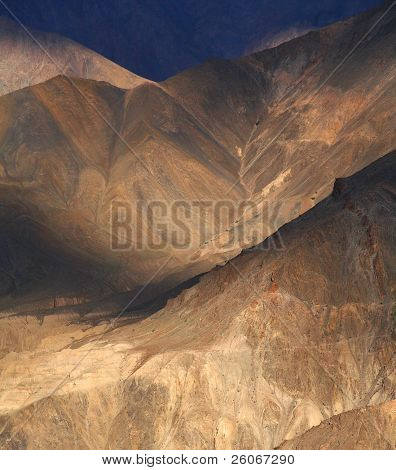 Himalayas mountains background