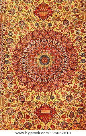 Tapetes persas (iranianos carpetes e tapetes)
