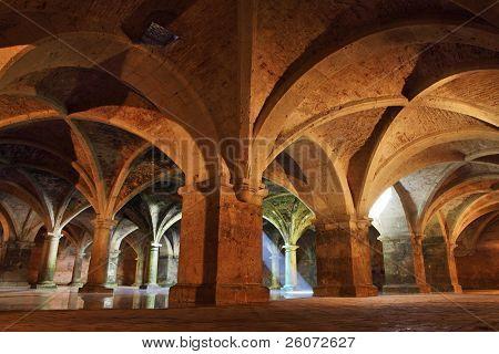 El Jadida cistern, Morocco