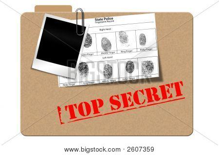 Top Secret Follder