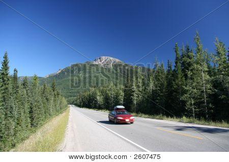 Canada Mountain Landscape