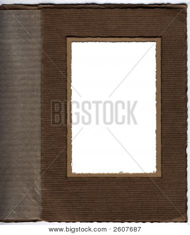 Antique Photo Frame