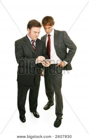 Mentor Series - Businessmen & Pda