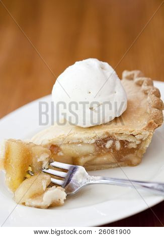 Apple Pie Alamode