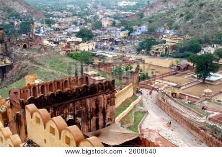 Jaipur Fortification