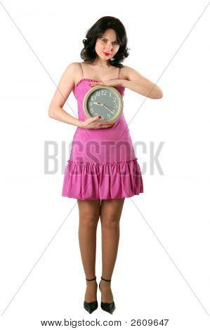 Uhr Mädchen