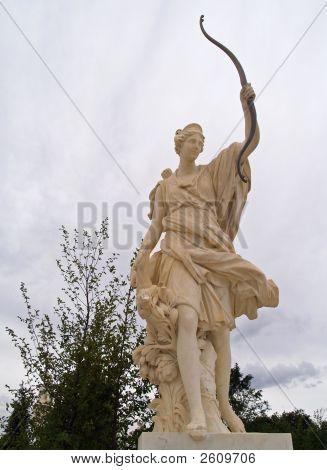 Statue Of Archer