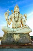 stock photo of mahadev  - Big statue of India - JPG
